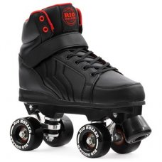 Rio Roller Kicks Quad Skates - Black