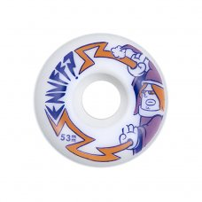 Enuff Peacekeeper Skateboard Wheels 53mm (Pack of 4)