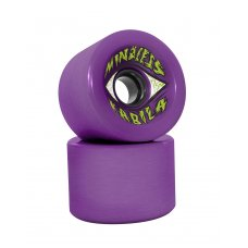 Mindless Voodoo Kabila Longboard Wheels - Purple