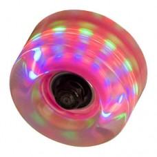 SFR Light Up Flashing Wheels, Pack of 4