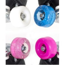 Rio Roller Light Up Flashing Wheels (Pack of 4)