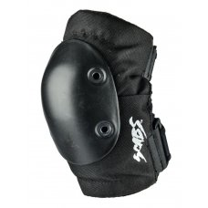 Smith Scabs Elite Elbow Pads - Adult Black/Black