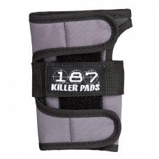 187 Killer Wristguards Grey