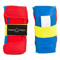 Pro-Tec Street Gear Wrist Guards - Retro