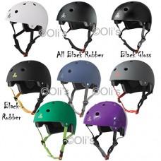 Triple 8 Brainsaver Helmet with EPS Liner