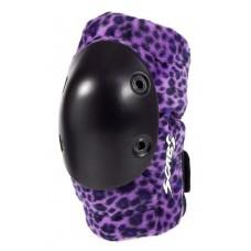 Smith Scabs Elite Elbow Pads - Adult Purple Leopard