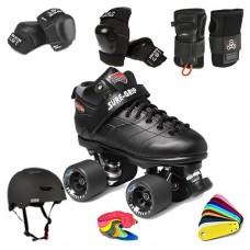 SureGrip Rebel Derby/Probe Quad Skate Derby Bundle
