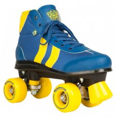 Rookie Retro V2.1 Rollerskates Blue/Yellow