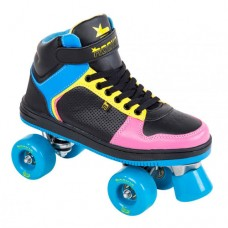 Rookie Hype Hi Top Trainer Quad Skate
