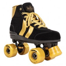 Rookie Authentic V2 Rollerskates Black/Gold