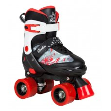 Rookie Adjustable Ace Quad Roller Skates