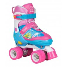 Rookie Adjustable Fab Quad Roller Skates