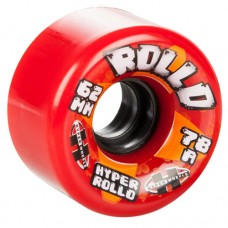 Hyper Quad Wheels Hyper Rollo 78A 62mm (8 pack)