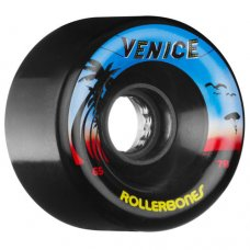 Rollerbones Quad Wheels Venice Outdoor 78A 8 pack
