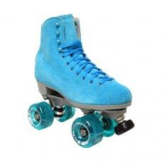 Sure-Grip Boardwalk Quad Roller Skates - Teal