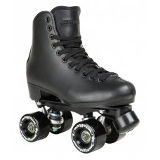 Sure-Grip Malibu Quad Roller Skates Black