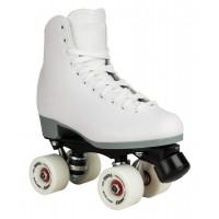 Sure-Grip Malibu Quad Roller Skates White