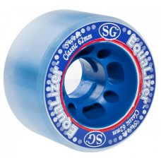 Sure-grip Sugar -  'Equilizer Derby' Hybrid Skate Wheels (Pk 4)