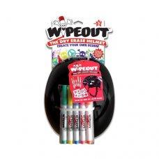 Triple 8 Wipeout Dry Erase Helmet Black