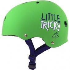 Triple 8 Little Tricky Kids Helmet - Green