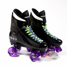 Ventro Pro Turbo Quad Roller Skate - Purple