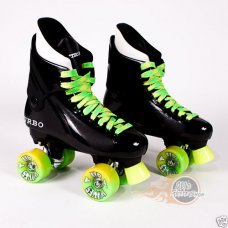 Ventro Pro Turbo Quad Roller Skates - Yellow