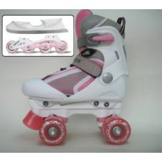 Ventronic Orion Adjustable Quad White/Pink