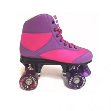 California Pro Cyclone Roller Skates Pink/Purple