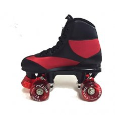 California Pro Cyclone Roller Skates Red/Black