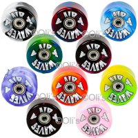 Airwaves Wheels - Marble - Pk 8