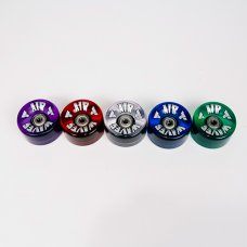 Airwaves Wheels - Clear - Pk 8