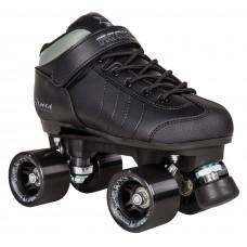 Rookie Raw Derby Quad Skates